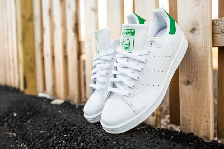 adidas Stan Smith White-Green