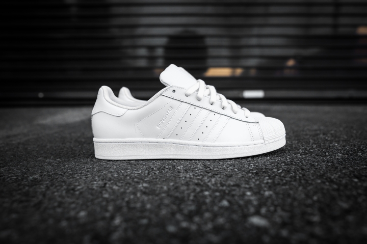 adidas Superstar foundation white-white