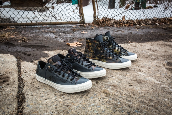 Futura x Converse Chuck II Highs and Lows-3
