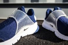 Nike Sock Dart Mid Navy/blk-mdm gry-white