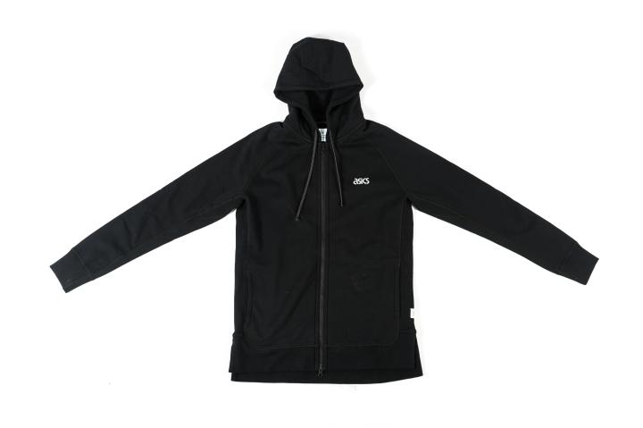 Reigning Champ x Asics Clothing Black Hoody-1