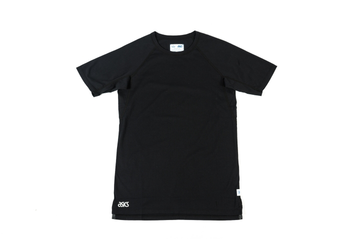 Reigning Champ x Asics Clothing Black Tee-1
