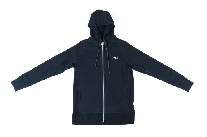 Reigning Champ x Asics Clothing Blue Hoody-1
