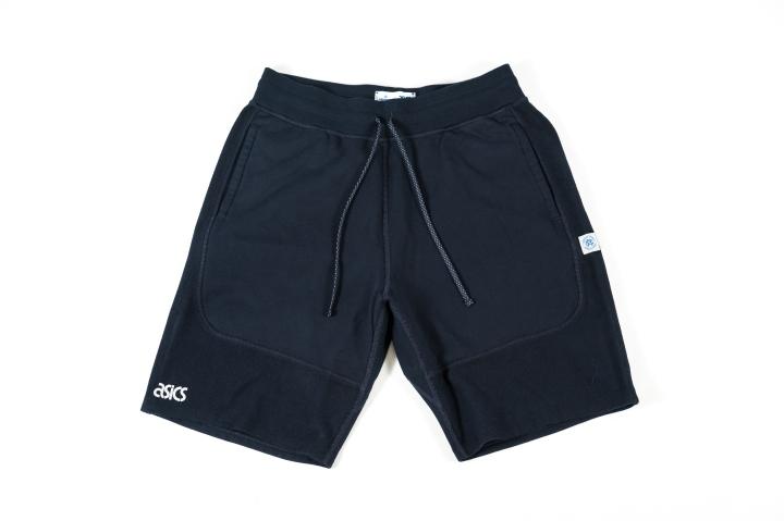Reigning Champ x Asics Clothing Blue shorts-1