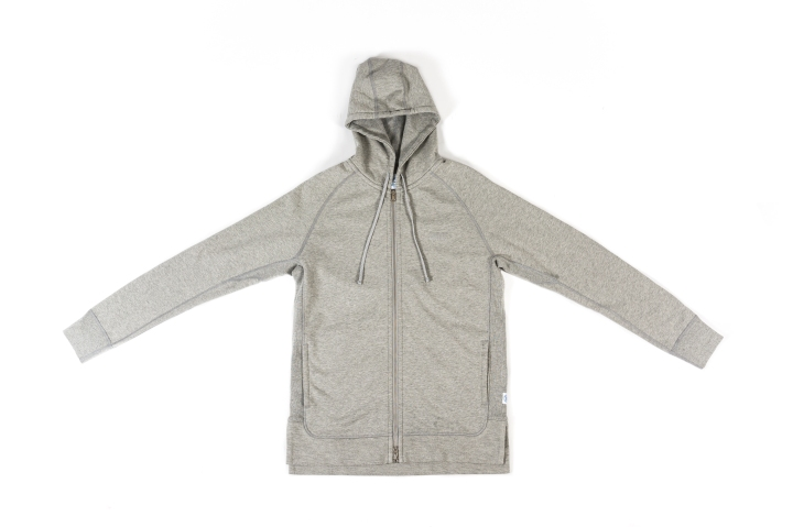 Reigning Champ x Asics Clothing Grey Hoody-1