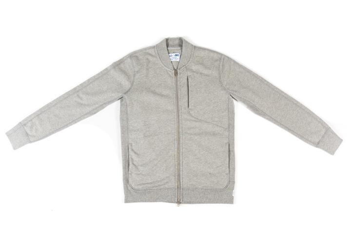 Reigning Champ x Asics Clothing Grey Jacket-1