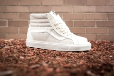 Vans Sk8-Hi Antique White