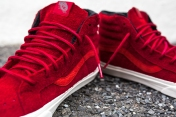 "Vans 'Year of the Monkey"" SK8-Hi Red-Suede-7"