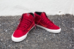 "Vans 'Year of the Monkey"" SK8-Hi Red-Suede-8"