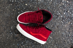 "Vans 'Year of the Monkey"" SK8-Hi Red-Suede-9"