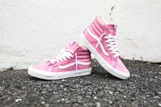 "Vans 'Year of the Monkey"" SK8-Hi Slim Pink-Leather-4"