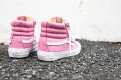 "Vans 'Year of the Monkey"" SK8-Hi Slim Pink-Leather-5"