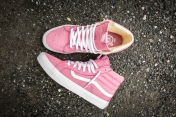 "Vans 'Year of the Monkey"" SK8-Hi Slim Pink-Leather-9"