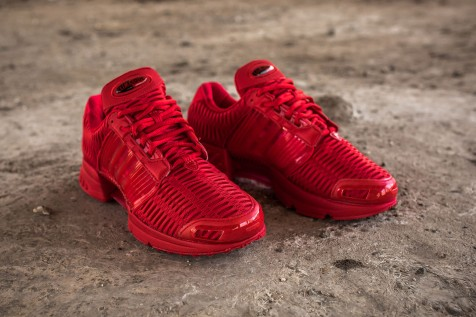 adidas Clima Cool 1 red-red web crop angle