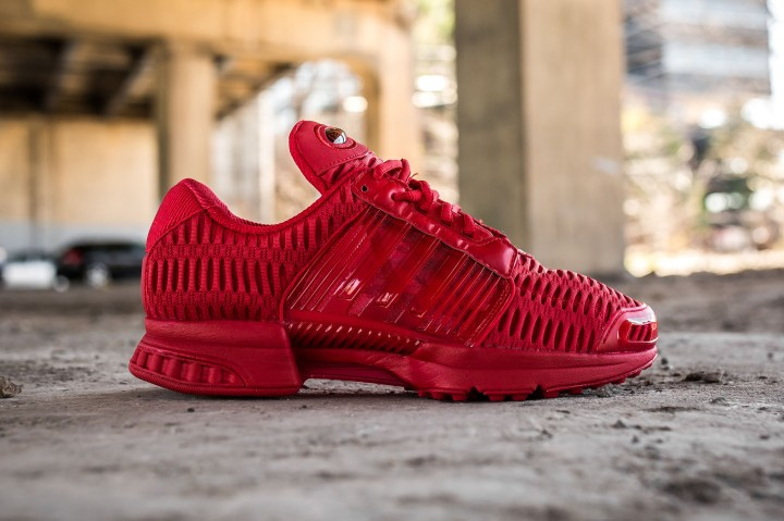 adidas Clima Cool 1 red-red web crop side