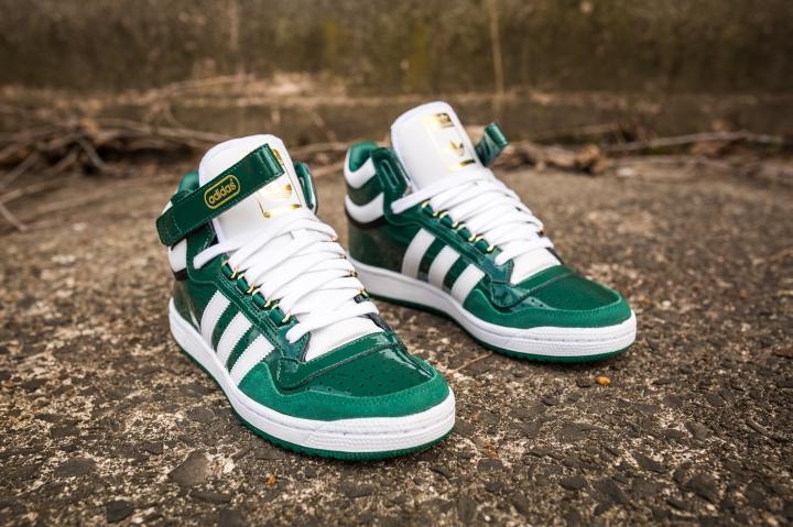 adidas Concord II Mid Green