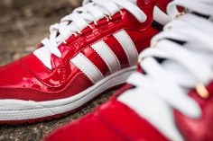 adidas Concord II Mid Red