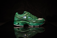 adidas Raf Simons Ozweego 2 Green-Pink-1