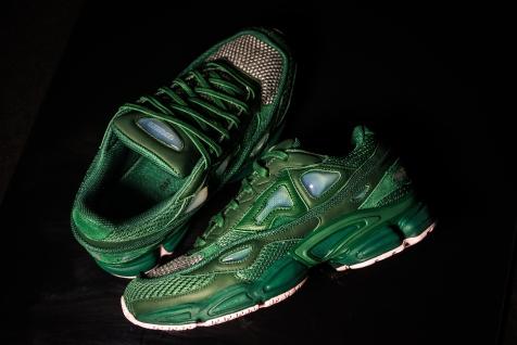 adidas Raf Simons Ozweego 2 Green-Pink-10