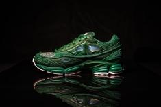 adidas Raf Simons Ozweego 2 Green-Pink-2