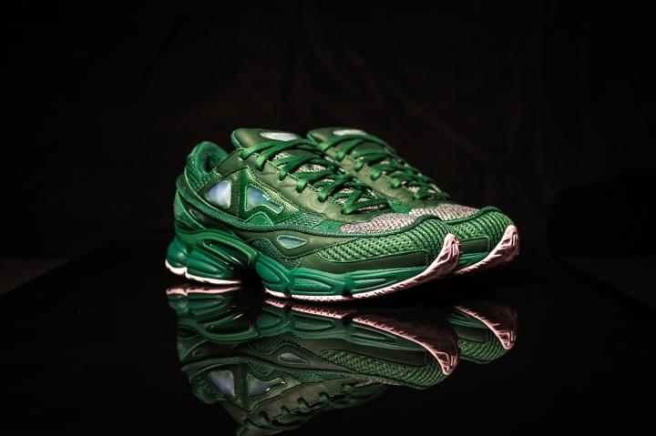 adidas Raf Simons Ozweego 2 Green-Pink