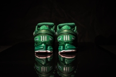 adidas Raf Simons Ozweego 2 Green-Pink-4