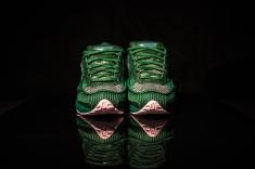 adidas Raf Simons Ozweego 2 Green-Pink-7