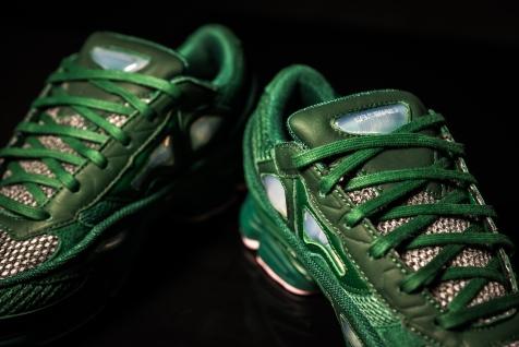 adidas Raf Simons Ozweego 2 Green-Pink-9