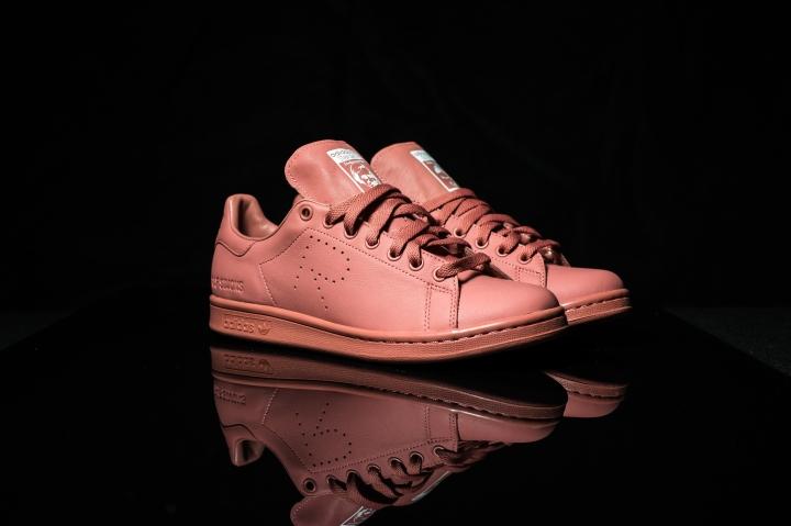 Raf Simons adidas Stan Smith Pink