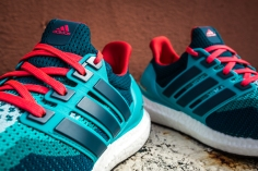adidas Ultra Boost blue-red-8
