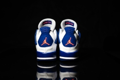 Air Jordan IV white-blue-infrared-4