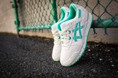 Asics 'Maldives Pack' Gel Lyte III lily white-aqua green -6
