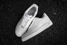 Nike Air Force 1 white-white-15