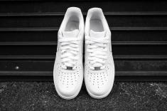 Nike Air Force 1 white-white-7