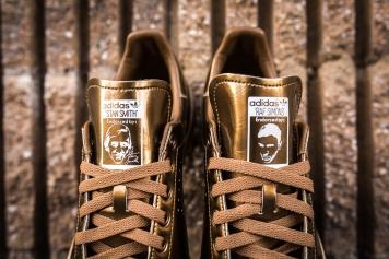 Raf Simons x adidas Stan Smith Copper -11