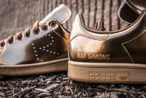 Raf Simons x adidas Stan Smith Copper -7