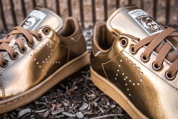 Raf Simons x adidas Stan Smith Copper -9