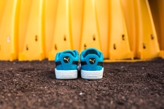 Sesame Street x Puma Suede Kids Cookie Monster-5