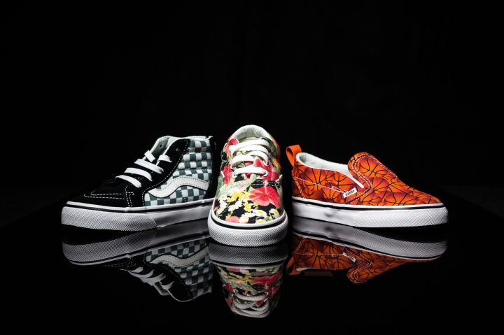 vans kids group