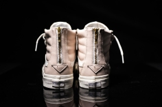 Vans SK8-Hi Slim Zip leather Whispering Pink