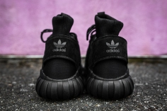 adidas Tubular Doom Black-Black-4