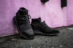 adidas Tubular Doom Black-Black-6