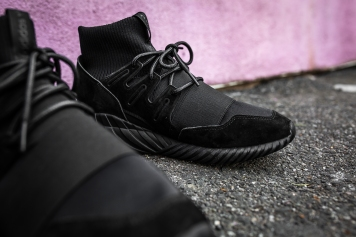 adidas Tubular Doom Black-Black-7