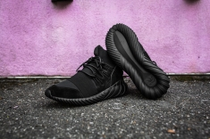adidas Tubular Doom Black-Black-9