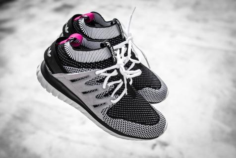 adidas Tubular Nova PK white-black-pink-19