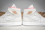 Air Jordan 1 retro high Nouv Lght BN-MTLC CPPRCN-White Infr-6