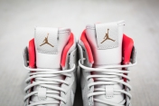 Air Jordan 1 retro high Nouv Lght BN-MTLC CPPRCN-White Infr-9