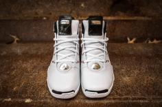 Air Jordan 17 retro white-metallic copper-black-4