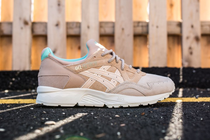 Asics Gel-Lyte V Offspring web crop side