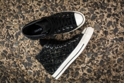 Converse Chuck Taylor woven black-black-9